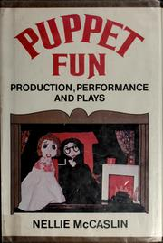 Cover of: Puppet fun