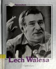 Cover of: Lech Walesa