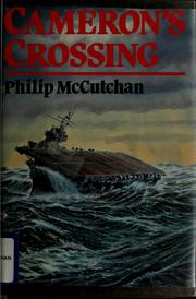 Cover of: Cameron's crossing