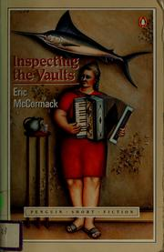 Cover of: Inspecting the vaults