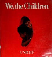 Cover of: We the children. | UNICEF.