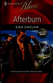 Cover of: Afterburn