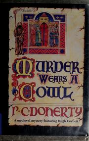 Cover of: Murder wears a cowl