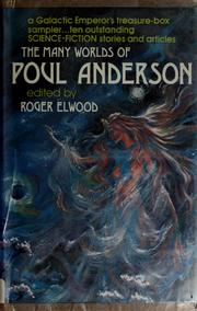 Cover of: The many worlds of Poul Anderson