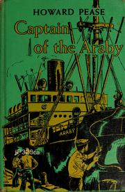 Cover of: Captain of the Araby