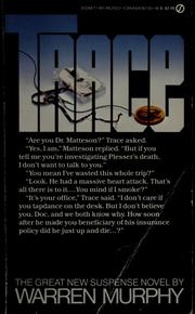 Cover of: Trace by Warren Murphy