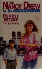 Cover of: Deadly intent