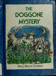 Cover of: The doggone mystery