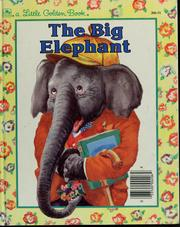Cover of: What's Next, Elephant? (formerly titled The Big Elephant)