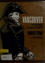 Cover of: Vancouver