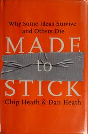 Cover of: Made to stick