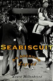 Cover of: Seabiscuit | Laura Hillenbrand