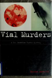 Cover of: Vial Murders | Marsha Landreth