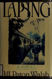 Cover of: Lapsing