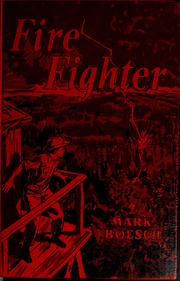 Cover of: Fire fighter