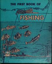 The first book of fishing.