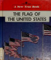 Cover of: The flag of the United States