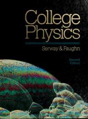 College physics (1989 edition) | Open Library