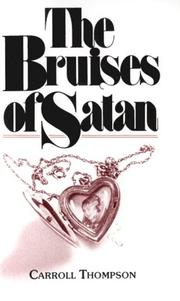 Cover of: The Bruises of Satan (Books By Other Authors Ser)