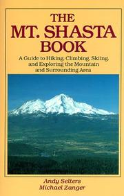 Cover of: The Mt. Shasta book | Andrew Selters