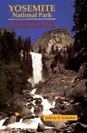 Cover of: Yosemite National Park