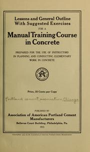 publisher association of american portland cement manufacturers rh openlibrary org Portland Cement Association PDF Portland Cement Association Website