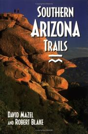 Cover of: Southern Arizona trails