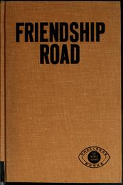 Cover of: Friendship road
