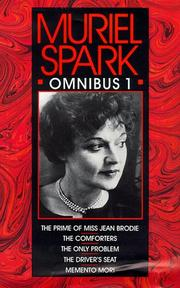 Cover of: Muriel Spark Ominibus 1