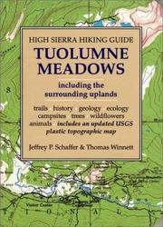 Cover of: Tuolumne Meadows