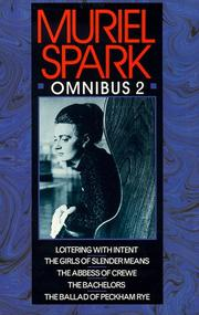 Cover of: Muriel Spark Omnibus 2
