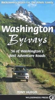 Cover of: Washington Byways