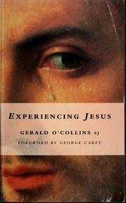 Cover of: Experiencing Jesus