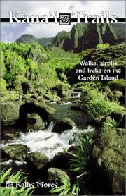 Cover of: Kauai trails