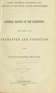 Cover of: General survey of the exhibition