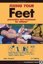 Cover of: Fixing Your Feet