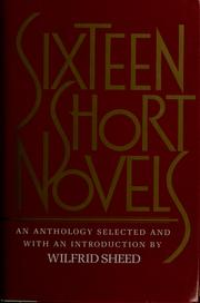 Cover of: 16 Short Novels