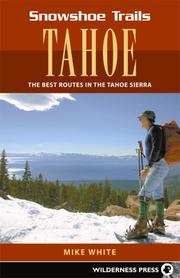 Cover of: Snowshoe Trails of Tahoe