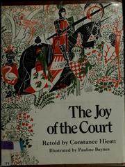 Cover of: The joy of the court