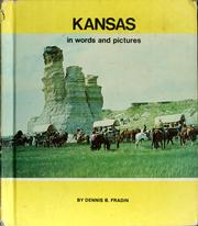 Cover of: Kansas in words and pictures