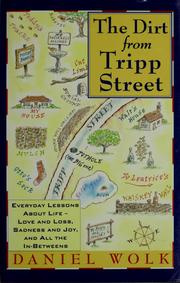Cover of: The dirt from Tripp Street
