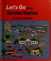 Cover of: Let's go to a service station