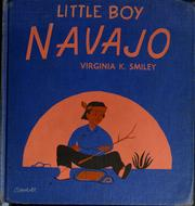 Cover of: Little Boy Navajo. | Virginia Kester Smiley