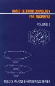 Cover of: Basic Electrotechnology (Reed's Marine Engineering Series) by E. G. R. Kraal