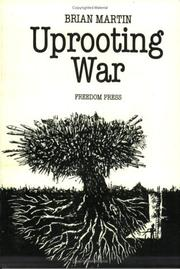 Cover of: Uprooting war