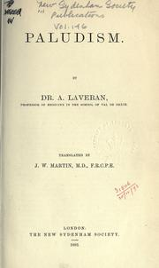 Cover of: Palndism