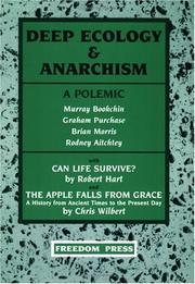 Cover of: Deep Ecology & Anarchism