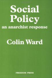 Cover of: Social Policy