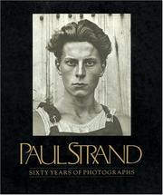 Cover of: Paul Strand