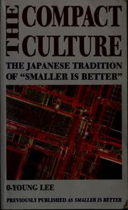 Cover of: The Compact Culture